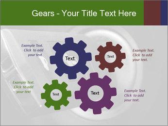 Car key PowerPoint Template - Slide 47