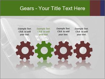 Car key PowerPoint Template - Slide 48