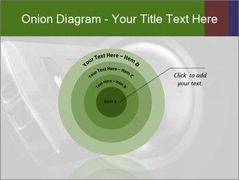 Car key PowerPoint Template - Slide 61