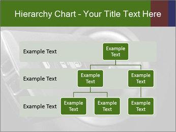 Car key PowerPoint Template - Slide 67