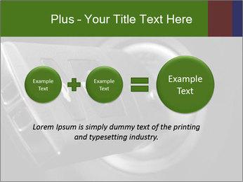 Car key PowerPoint Template - Slide 75