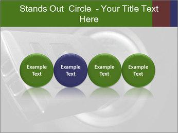 Car key PowerPoint Template - Slide 76