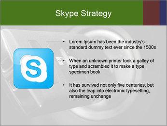 Car key PowerPoint Template - Slide 8