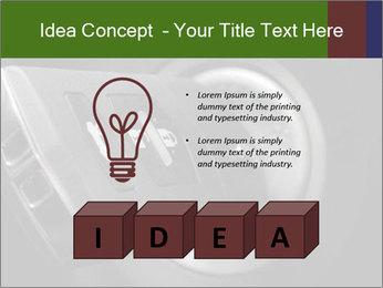 Car key PowerPoint Template - Slide 80