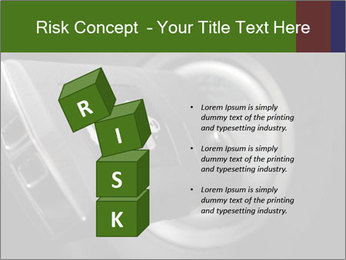 Car key PowerPoint Template - Slide 81