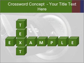 Car key PowerPoint Template - Slide 82