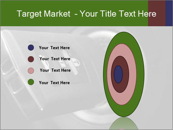 Car key PowerPoint Template - Slide 84