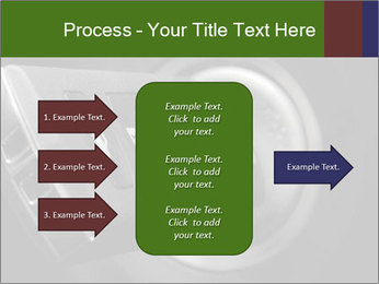 Car key PowerPoint Template - Slide 85