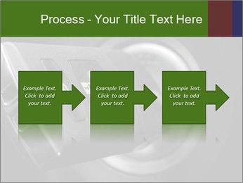 Car key PowerPoint Template - Slide 88