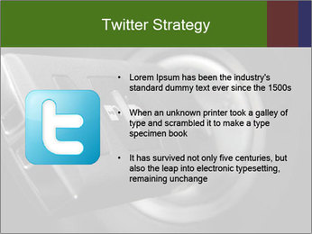 Car key PowerPoint Template - Slide 9