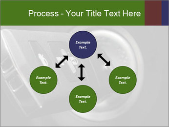 Car key PowerPoint Template - Slide 91