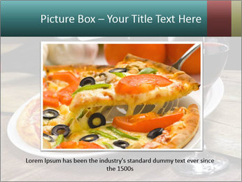 Pizza PowerPoint Template - Slide 15