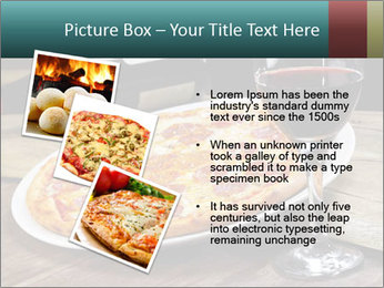 Pizza PowerPoint Template - Slide 17
