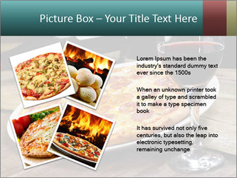 Pizza PowerPoint Template - Slide 23