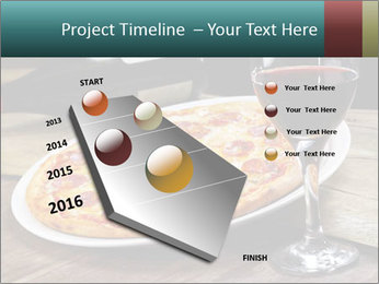 Pizza PowerPoint Template - Slide 26