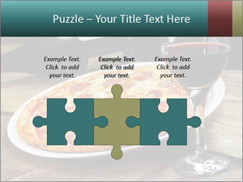 Pizza PowerPoint Template - Slide 42