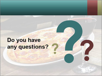 Pizza PowerPoint Template - Slide 96