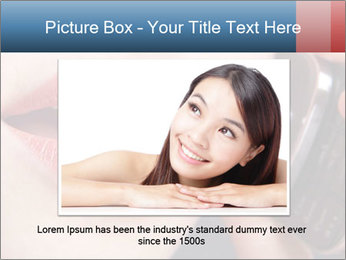 Call sexy PowerPoint Template - Slide 15