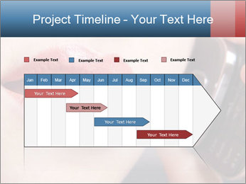 Call sexy PowerPoint Template - Slide 25