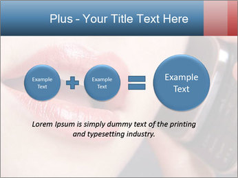 Call sexy PowerPoint Template - Slide 75