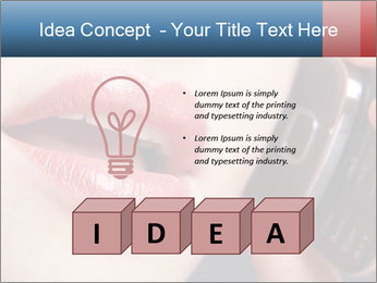 Call sexy PowerPoint Template - Slide 80