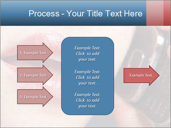 Call sexy PowerPoint Template - Slide 85