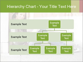 Student studying PowerPoint Template - Slide 67