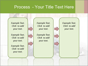 Student studying PowerPoint Template - Slide 86