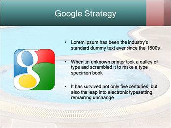 Swimming pool PowerPoint Template - Slide 10