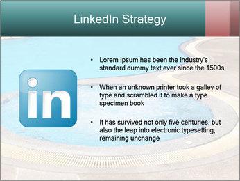Swimming pool PowerPoint Template - Slide 12