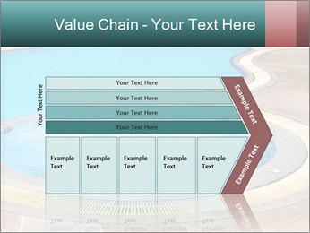 Swimming pool PowerPoint Template - Slide 27