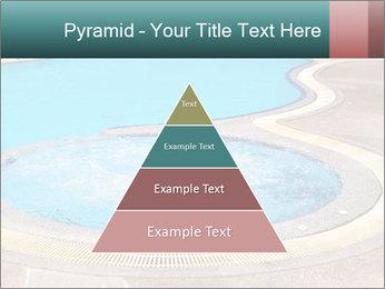 Swimming pool PowerPoint Template - Slide 30