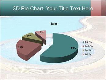 Swimming pool PowerPoint Template - Slide 35