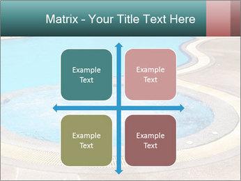 Swimming pool PowerPoint Template - Slide 37