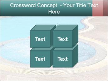 Swimming pool PowerPoint Template - Slide 39