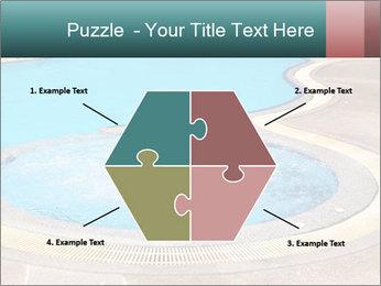 Swimming pool PowerPoint Template - Slide 40