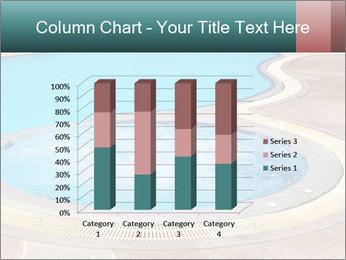 Swimming pool PowerPoint Template - Slide 50