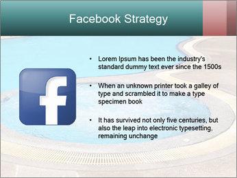 Swimming pool PowerPoint Template - Slide 6