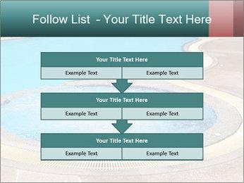 Swimming pool PowerPoint Template - Slide 60