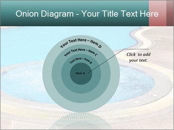 Swimming pool PowerPoint Template - Slide 61