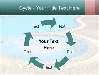 Swimming pool PowerPoint Template - Slide 62