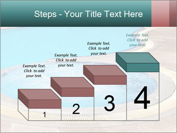 Swimming pool PowerPoint Template - Slide 64