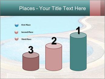 Swimming pool PowerPoint Template - Slide 65