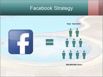 Swimming pool PowerPoint Template - Slide 7