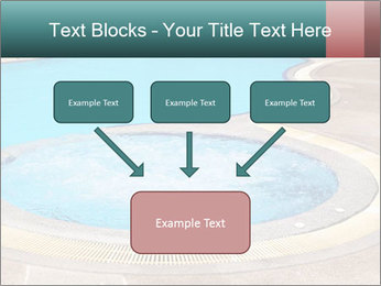 Swimming pool PowerPoint Template - Slide 70