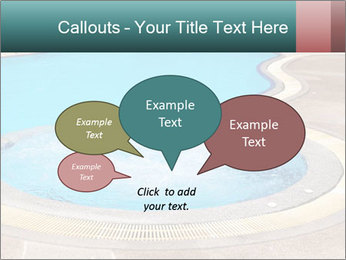 Swimming pool PowerPoint Template - Slide 73