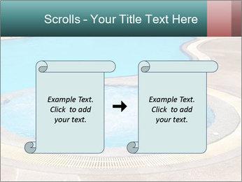 Swimming pool PowerPoint Template - Slide 74