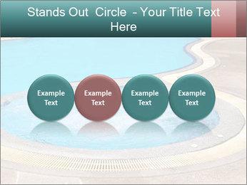 Swimming pool PowerPoint Template - Slide 76