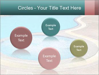 Swimming pool PowerPoint Template - Slide 77
