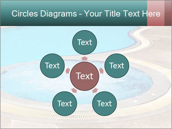 Swimming pool PowerPoint Template - Slide 78